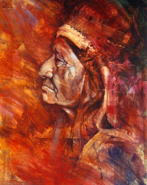 Red Cloud by Spectrum